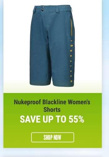 NukeproofBlackline Women's Shorts