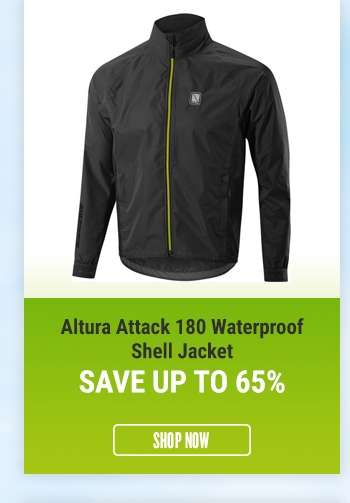 AlturaAttack 180 Waterproof Shell Jacket