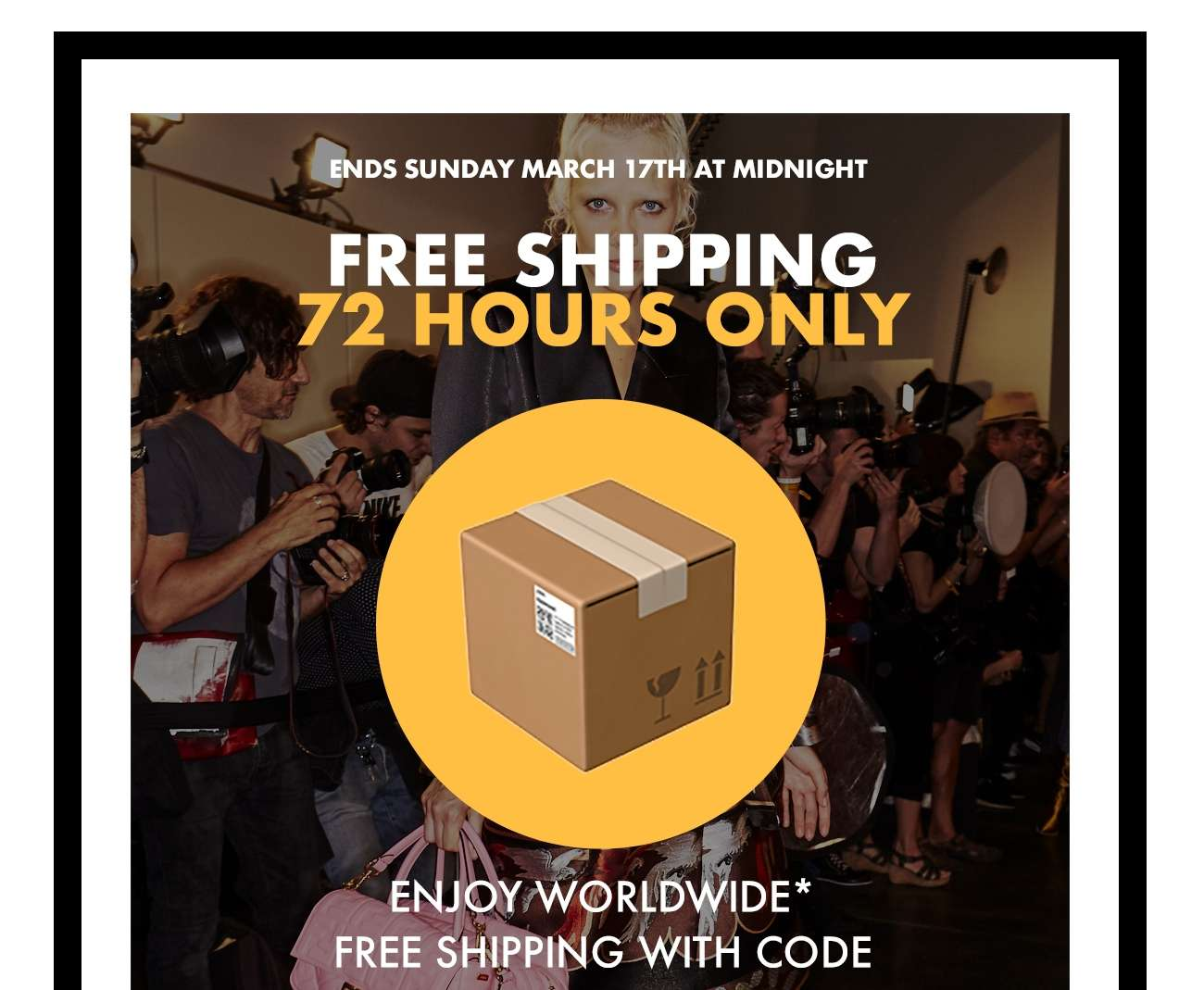 Enjoy Free Shipping With VIP Code