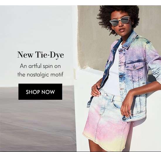 Shop Tie-Dye