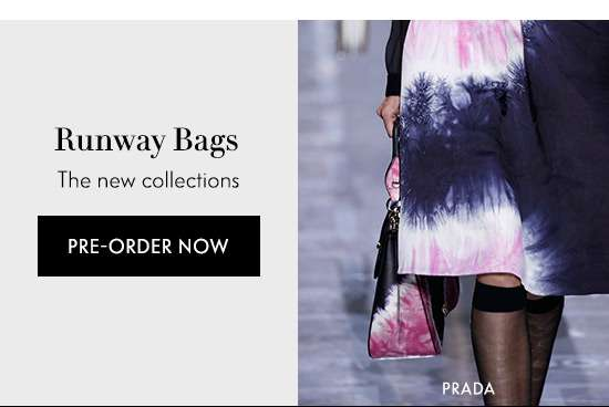 Pre-Order Handbags