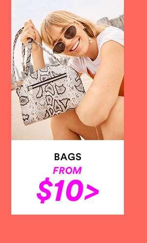 BAGS | SHOP NOW
