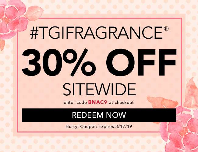 30% Off Sitewide. Enter code BNAC9 at checkout. Redeem Now. Hurry! Coupon Expires 3/17/19