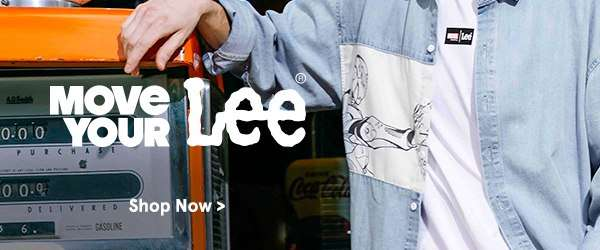 New on ZALORA: Lee