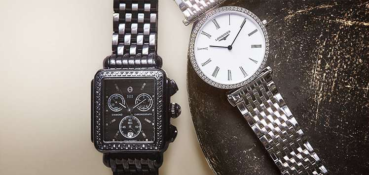 Christian Dior & More Women's Designer Watches