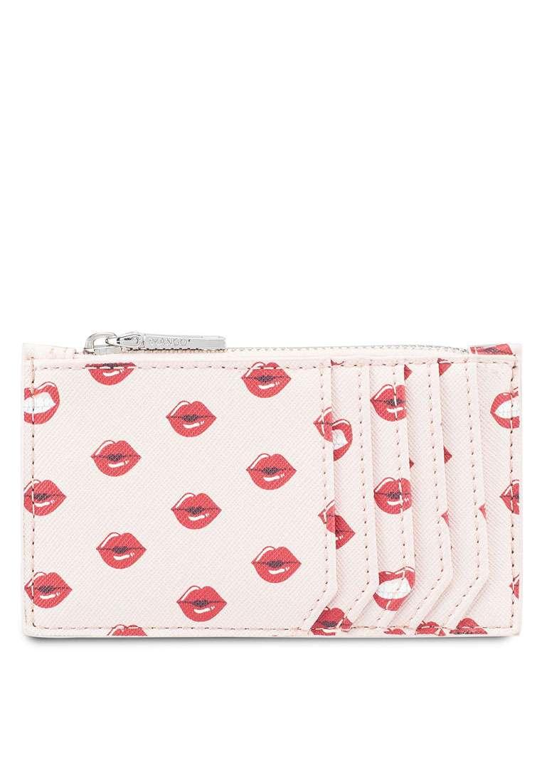 Zip Kiss Card Holder