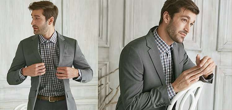 Hickey Freeman Dress Shirts & Suiting