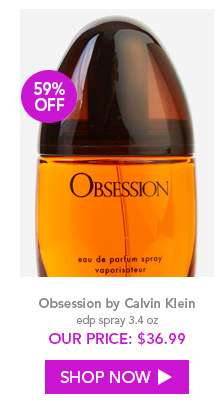 Shop Obsession by Calvin Klein