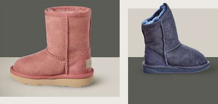 UGG & More Play-Proof Shoes