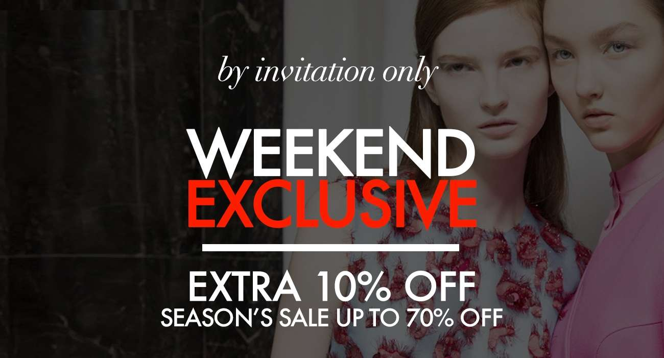 EXTRA 10% OFF SALE