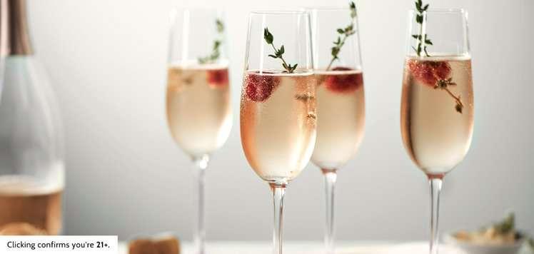Sparkling Rosé From France's Burgundy Region