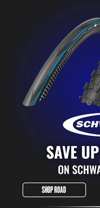 Save up to 50% on Schwalbe Road Tyres