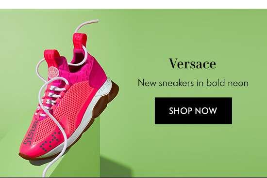 Shop Versace Shoes