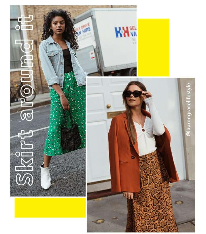 Skirt around it - Shop skirts