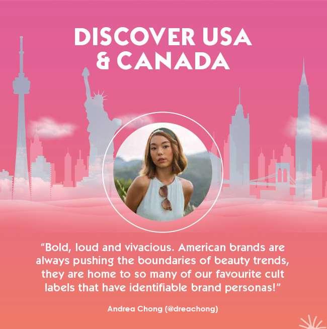 Discover USA & Canada