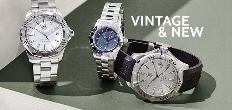 TAG Heuer & Breitling for Men