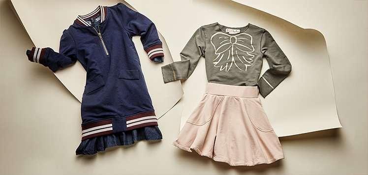 Sweet Kids' Style With Teela NYC