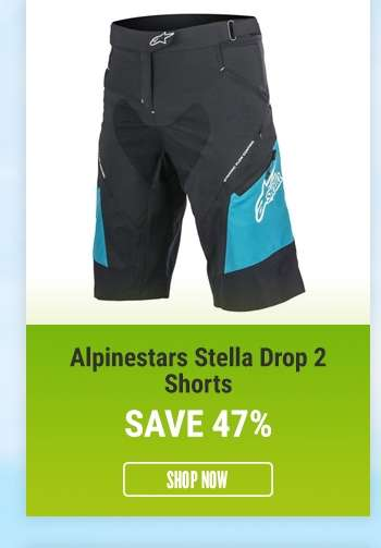 AlpinestarsStella Drop 2 Shorts