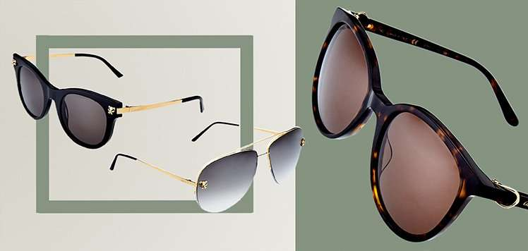 Cartier & More High-End Sunglasses