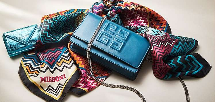 Small Luxuries With Missoni