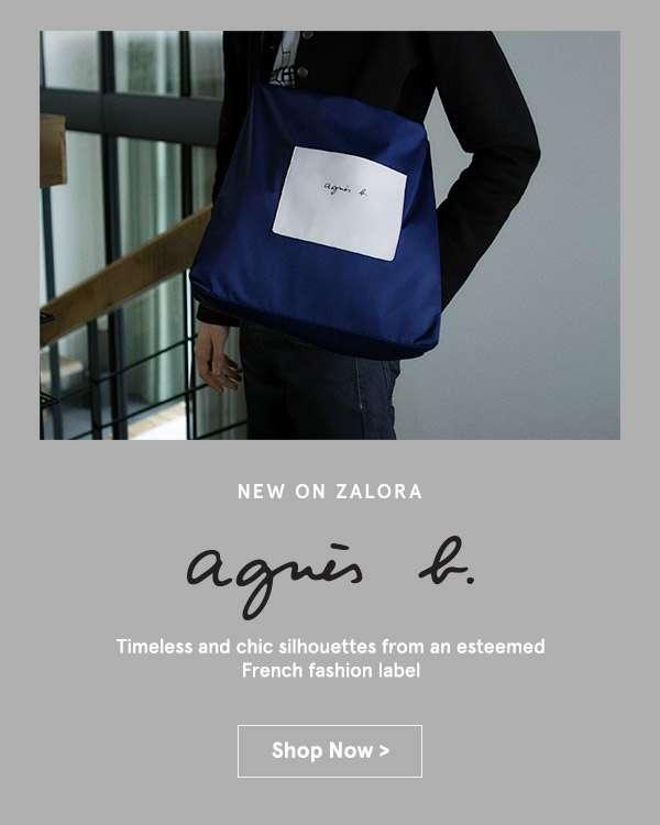 New on #ZALORAYA2019: Agnes B