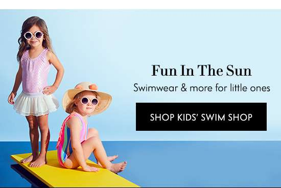 Shop Kids' Swim Shop