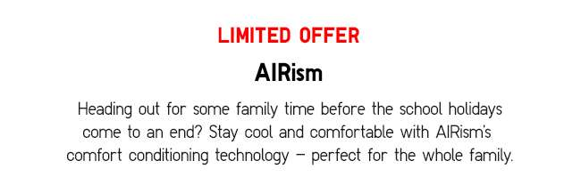 Limited Offer | AIRism