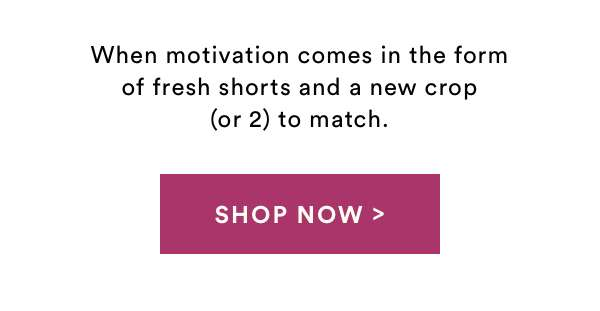 Workout Crops 2 for $35 | Shop Now