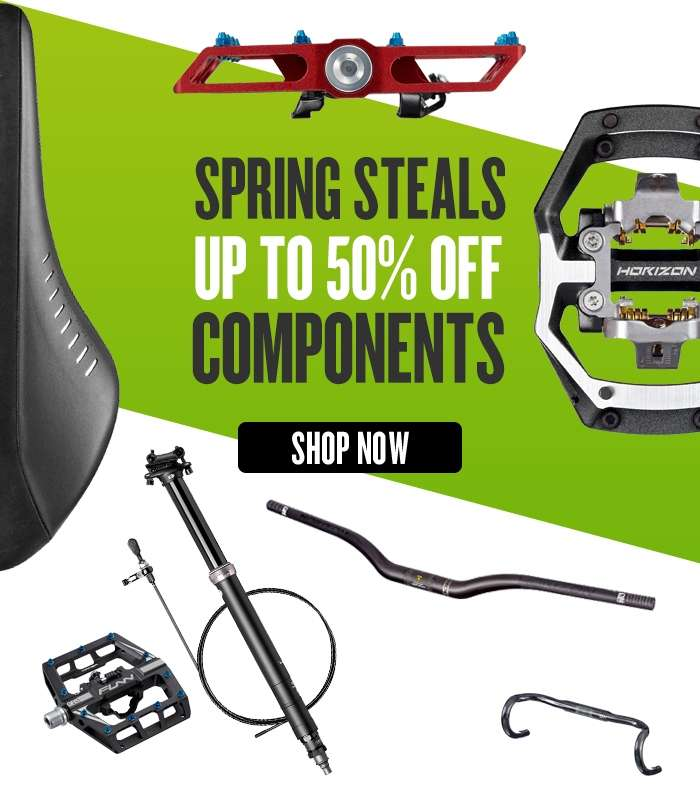Spring Steals components