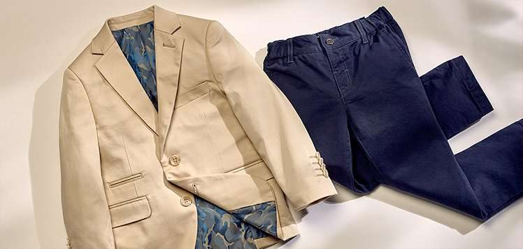 Little Guys' Dressed-Up Looks
