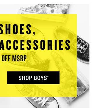 Shop Boys' Styles