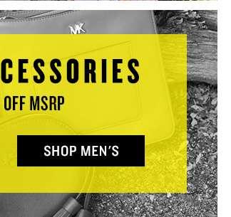Shop Men's Bags & Accessories