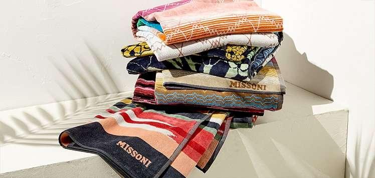 Designer Beach Towels & More