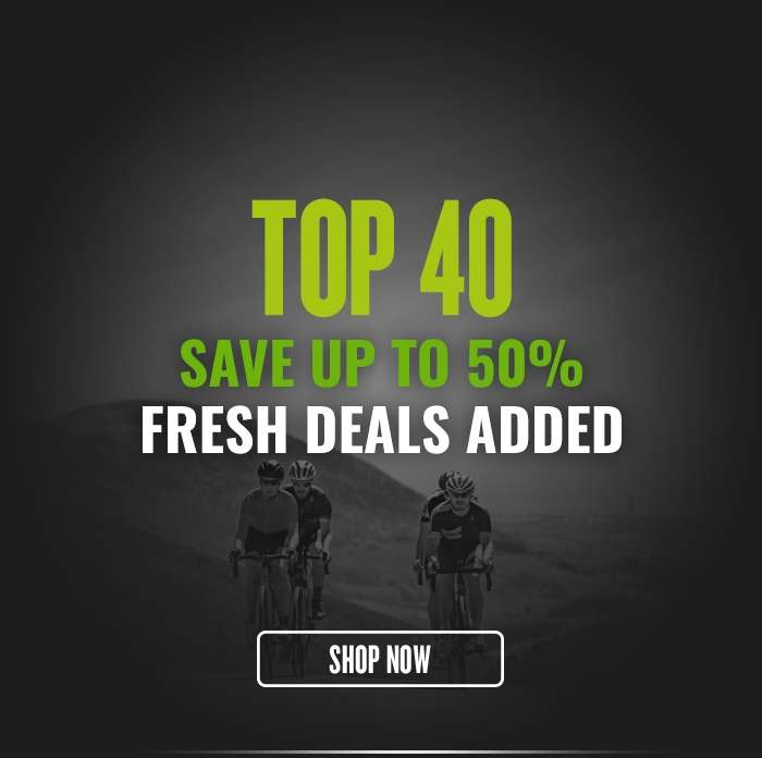 Top 40 - Save up to 50% - Fresh Deals Added