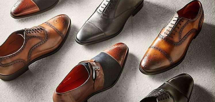 Oxfords & More Sharp Men's Shoes