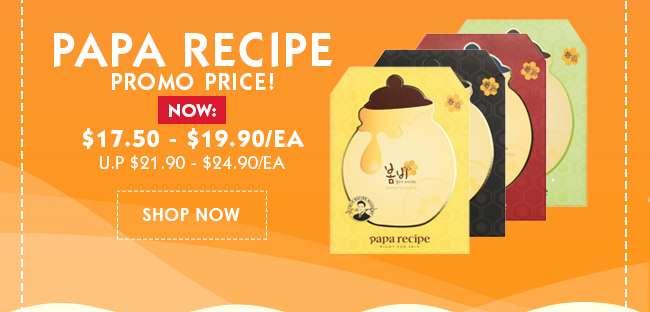 Papa Recipe Promo