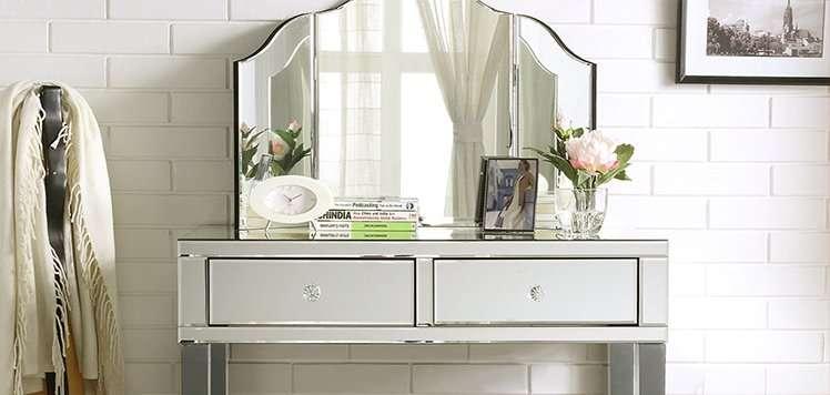 Modern Vanities, Mirrors & More