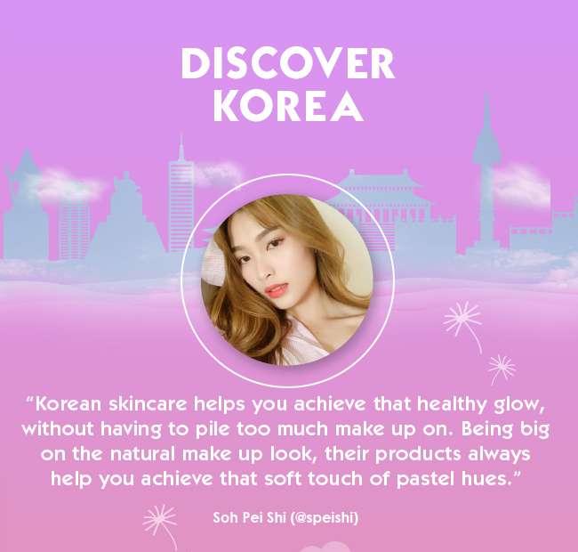 Discover Korea with Soh Pei Shi @speishi