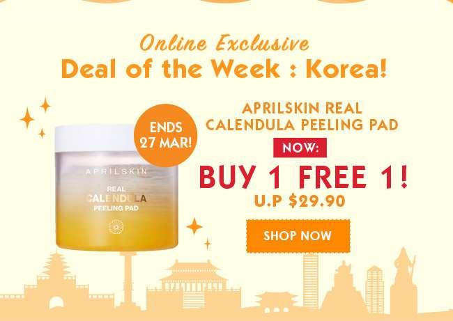 Deal of the Week: Korea