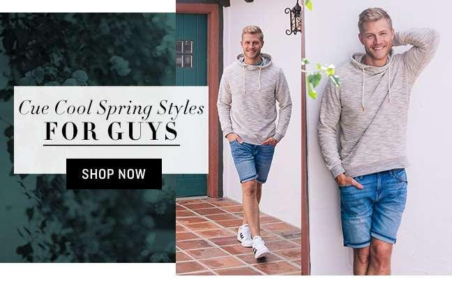 Shop Men's Styles