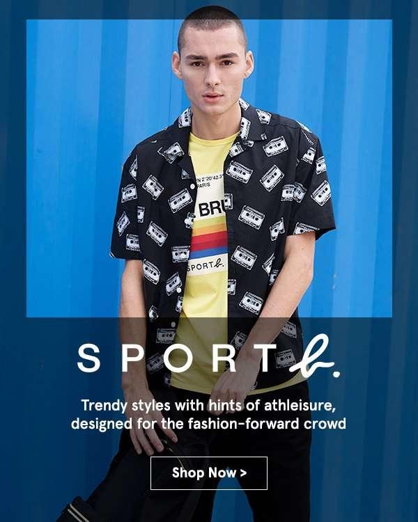 New on #ZALORAYA2019: Sport b