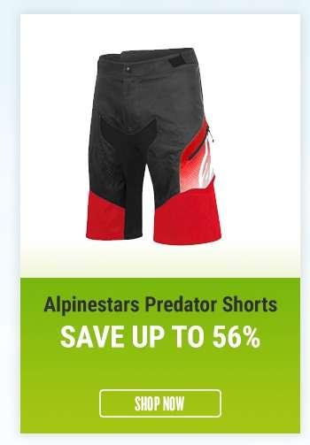 AlpinestarsPredator Shorts