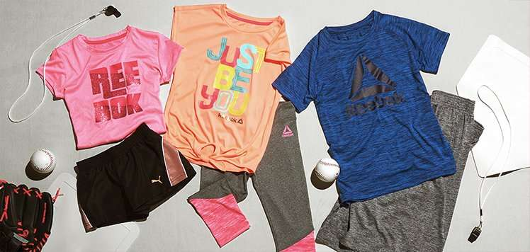 Activewear for the Little Athlete