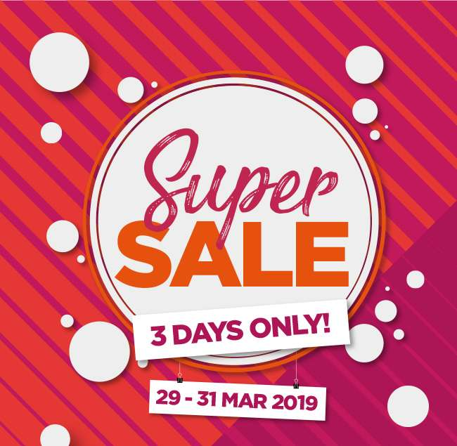 3 Days Only Guardian Super Sale!