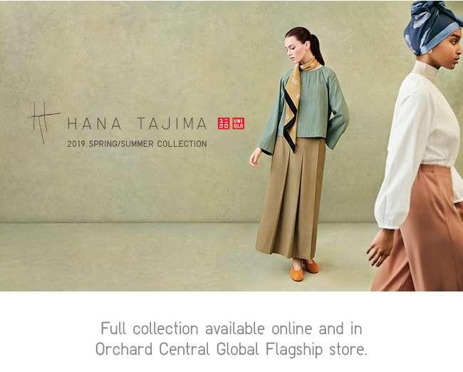 Hana Tajima 2019 Spring/Summer Collection