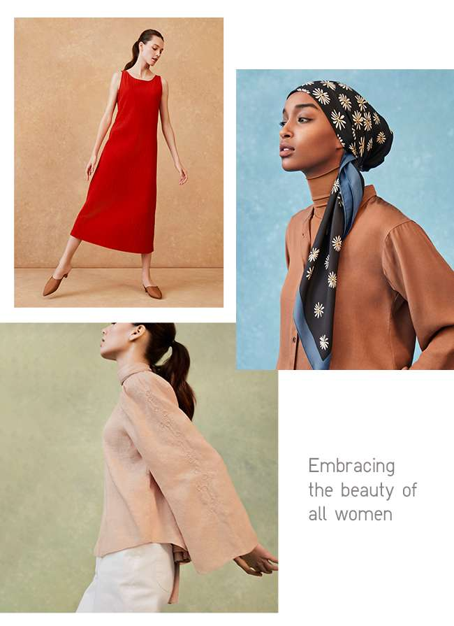 Hana Tajima 2019 Spring/Summer Collection | Embracing the beauty of all women