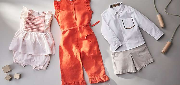 Kids' Luxe to Show Off