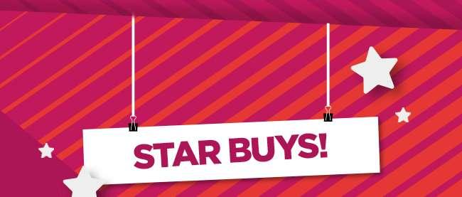 Star Buys!