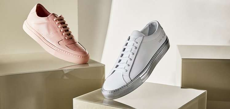 Common Projects & More Luxe Women's Sneakers