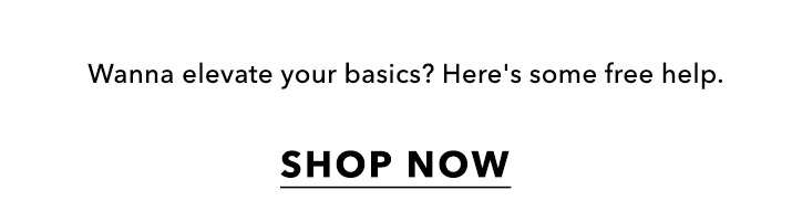 Far from basic - Shop now